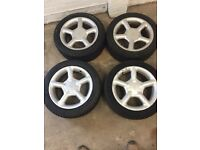 Ford Mondeo Sierra fiesta escort alloy wheels