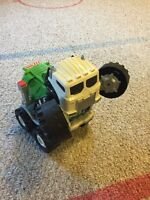Matchbox garbage truck