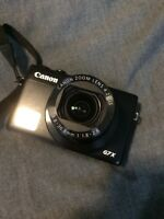 Canon g7x comme neuf