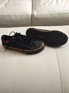 Souliers running Harley Davidson