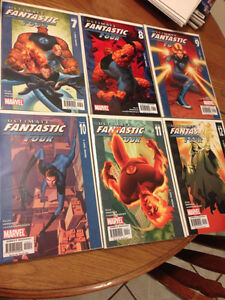 Ultimate Fantastic Four #1-15. Marvel Comics. 2004 Windsor Region Ontario image 3