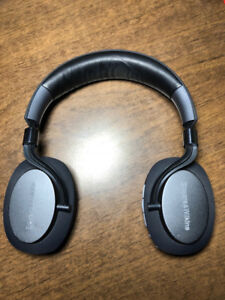 Bowers & Wilkins PX Bluetooth Wireless Headphones -- Light Use