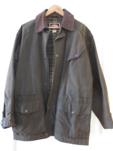 Oilskin jacket (Australian outback collection)