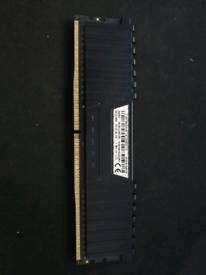 Corsair Vengeance 8GB 3000mhz RAM