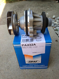 BMW E36/E46 3 series GRAF Water Pump - 325i, 330i, 328i, 323i