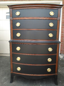 FREE DELIVERY!  Antique DRESSER~CLEAN~A SOLID, CLASSIC BEAUTY
