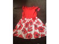 Brand new dress 5-6