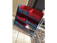 Thomas toy storage