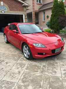 2007 Mazda RX-8 GT Coupe (2 door)