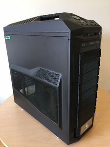 Cooler Master Trooper case and parts