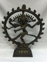 Nataraj-Brass Statue of The Creator and Destroyer of Universe
