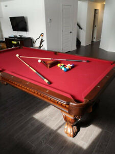 TABLE DE BILLARD '' MAJESTIC '' 9'