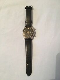 Emporio Armani Men's wrist watch (slightly scuffed)