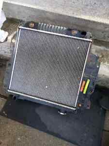 Radiator for sale for jeep tj