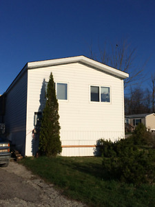 Mobile Home in Bradford For Sale Price Lowered