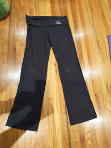 NEW Hollister yoga pants size large