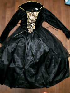 Childrens costume gown - size 10-12