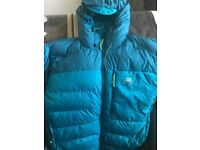 Mountain equipment down jacket size xl