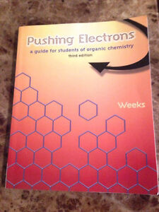 PUSHING ELECTRONS- GUIDE TO ORGANIC CHEMISTRY- BRAND NEW