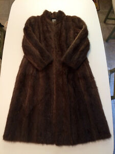 Vintage mink fur coat West Island Greater Montréal image 1