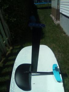 hydrofoil, planche à voile, kitesurf,SUP