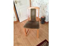 Dining chairs (5)