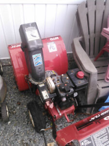 Honda lawn mower and MTD for sale