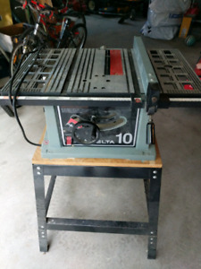 Delta Portable Table Saw