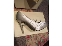 Next wedding shoes size 3 1/2 Eur36