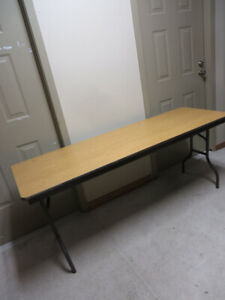 Folding Table Like New Condition