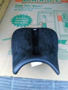 HONDA CBR1000 SADDLEMAN FRONT SPORT BIKE SEAT WITH REAR COVER