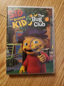 Sid the Science Kid Dvds