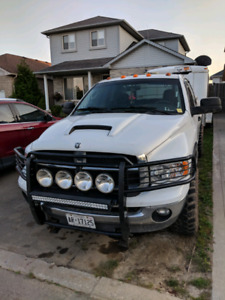 3500 4 X4 5.9 diesel or trade for a gas truck