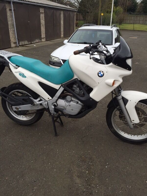 bmw f650 funduro swap or sell in livingston west lothian gumtree. Black Bedroom Furniture Sets. Home Design Ideas