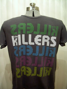 The Killers Concert T-Shirt