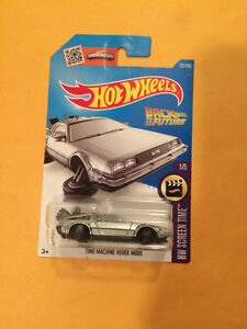 Hot Wheels Back to the Future Hover variant