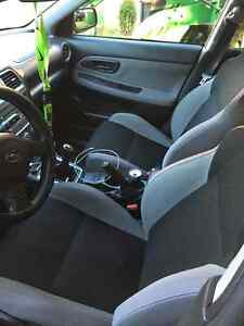 2007 Subaru Impreza Special Editiion Hatchback engine  68k West Island Greater Montréal image 5