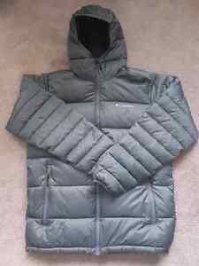 Mens Columbia Puffy Jacket