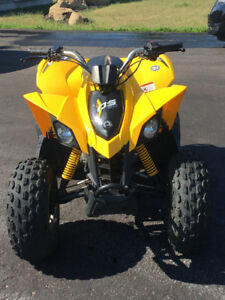 2012 Can-Am DS90 Youth ATV for sale