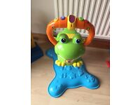 Vtech bounce and learn frog