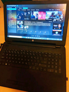 """HP 15.6"""" 15-af110ca Notebook  Laptop  Great working condition"""