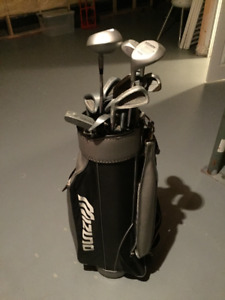 MENS LEFT HANDED GOLF CLUBS