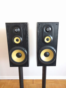 Sony SS-MB350H speakers + stands