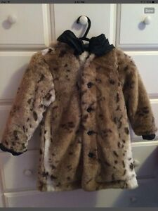Reversible girls winter coat West Island Greater Montréal image 2