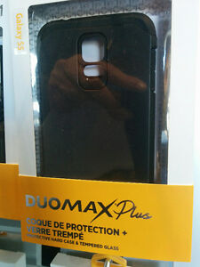 Samsung Galaxy S5 - Duomax Plus - Protective Hard Case West Island Greater Montréal image 3