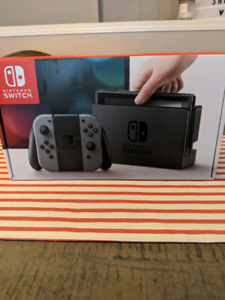 Brand New , never opened or used , Nintendo Switch