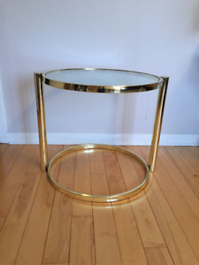 Table de Salon Ronde  *** Round  Living Room Table