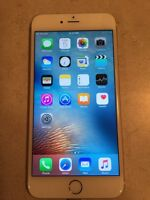 IPhone 6+ 64g with Bell
