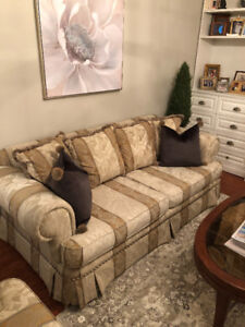 Sofa, Love Seat and Large Chair for Sale