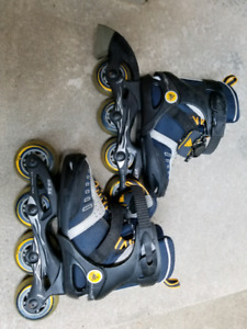 Roller Bades and Pads